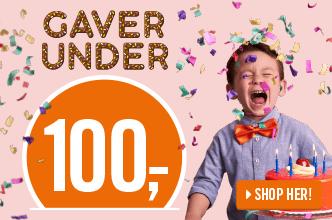 Gaver under 100