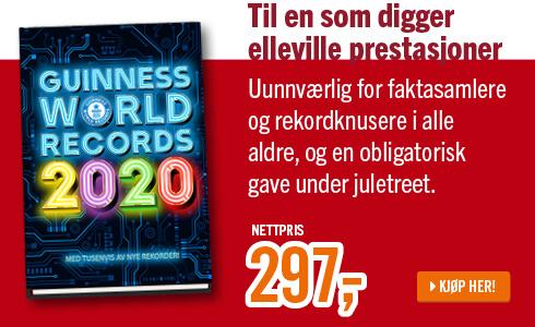 Guinness Rekordbok