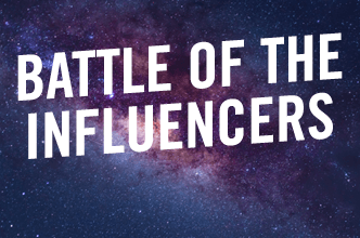 Battle of the influencers