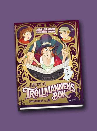 Jakten på trollmannens bok