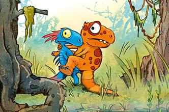 Dinosaurgjengen