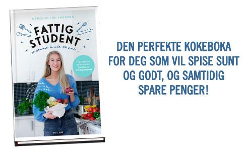 Fattig student | Karen Elene Thorsen | ARK Bokhandel