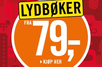 Lydbok-kampanje
