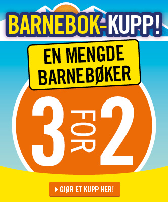 3for2 på barnebøker